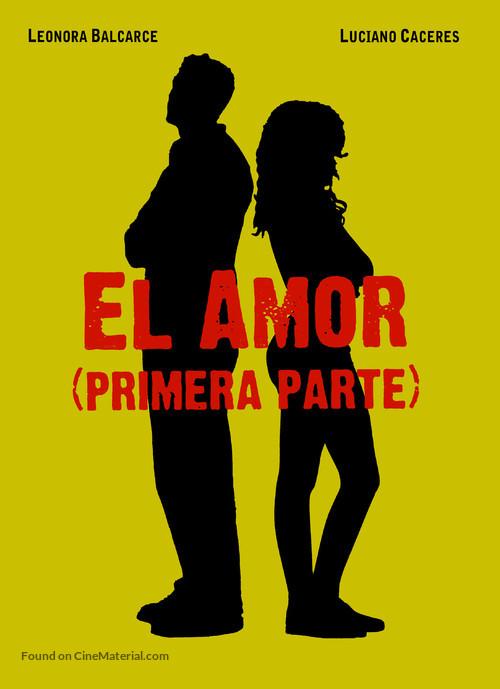 Amor - primera parte, El - Argentinian Movie Poster