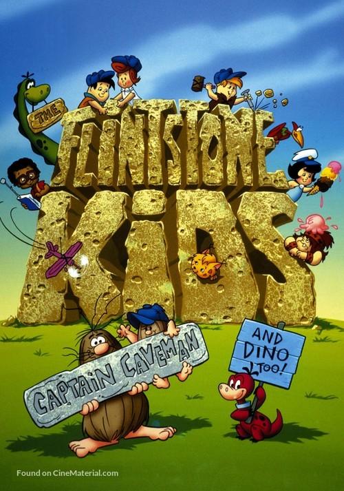 """""""The Flintstone Kids"""" - poster"""