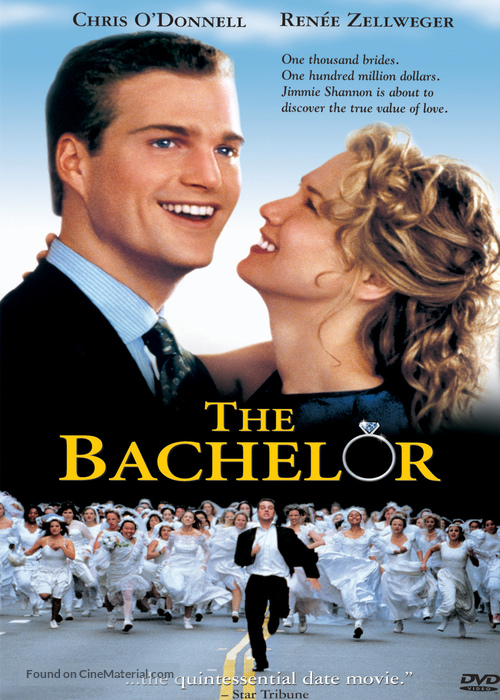 The Bachelor - DVD movie cover