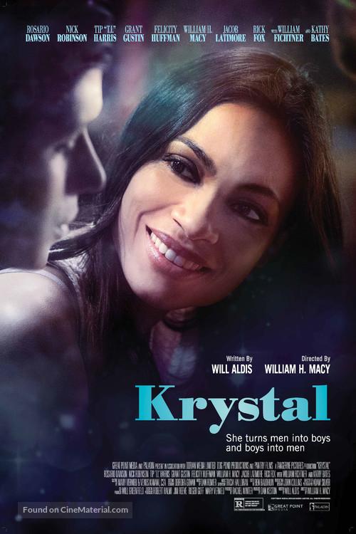 Krystal - Movie Poster