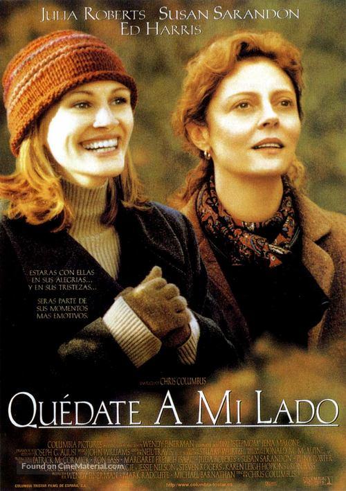 Stepmom - Spanish Movie Poster