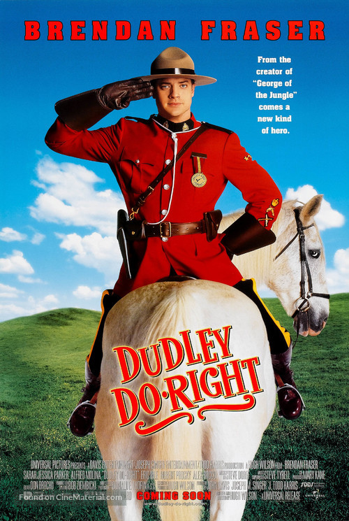Dudley Do-Right - Movie Poster
