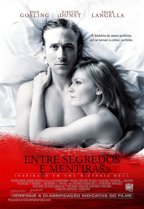 All Good Things - Brazilian Movie Poster