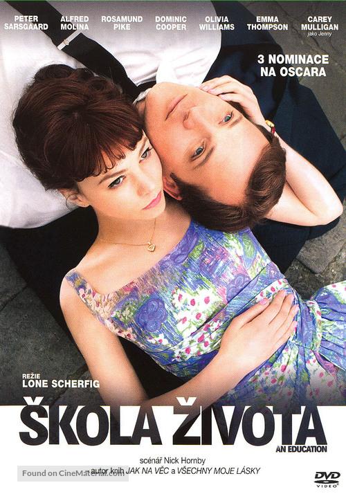 An Education - Czech Movie Cover