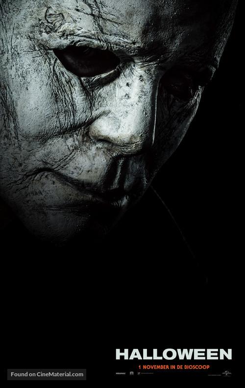 Halloween - Dutch Movie Poster