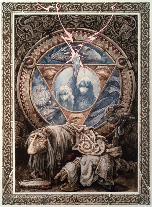 The Dark Crystal - Key art