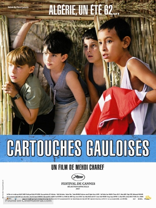 Cartouches gauloises - French Movie Poster
