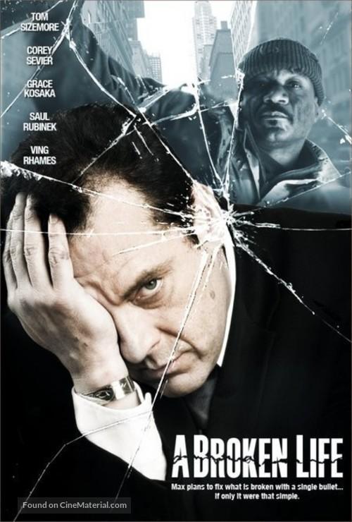 A Broken Life - poster