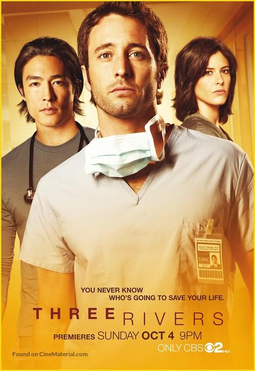 """Three Rivers"" - Movie Poster"