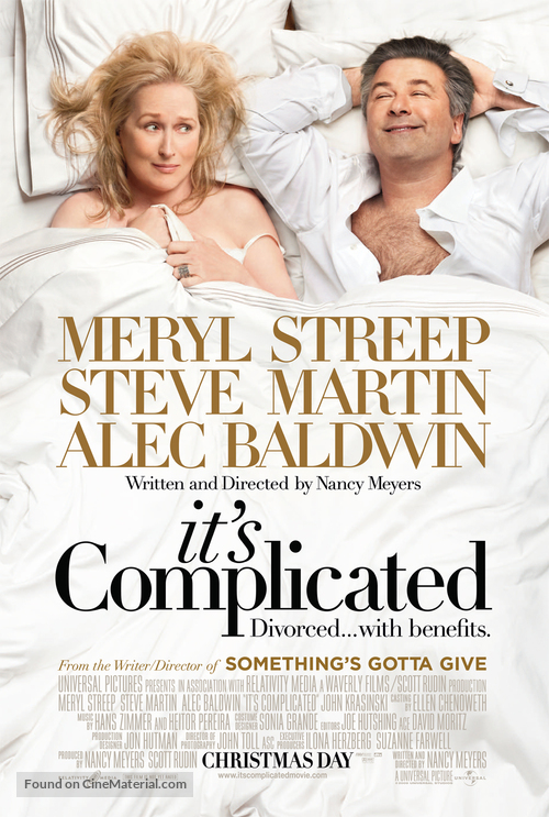 It's Complicated - Movie Poster