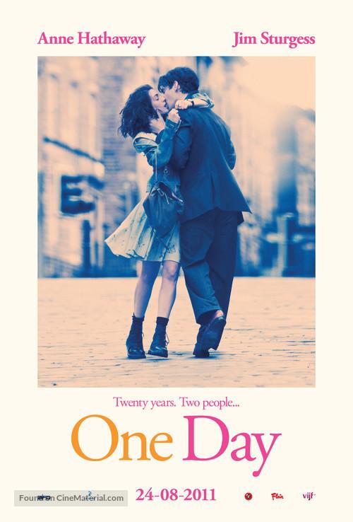 One Day - Dutch Movie Poster