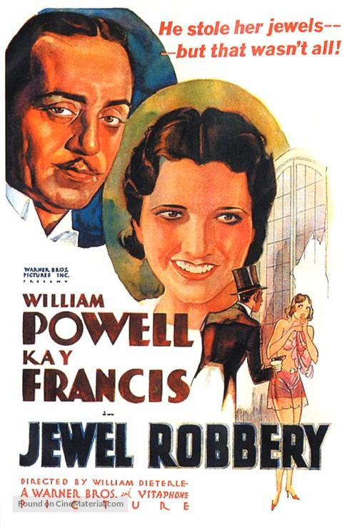 Jewel Robbery - Movie Poster