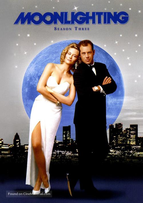 """Moonlighting"" - DVD movie cover"
