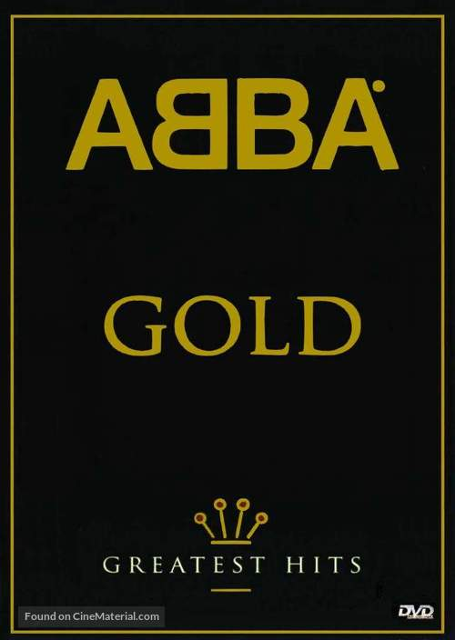 ABBA Gold: Greatest Hits - French DVD movie cover