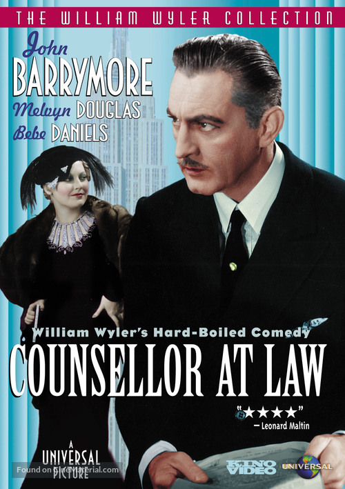 Counsellor at Law - Movie Cover