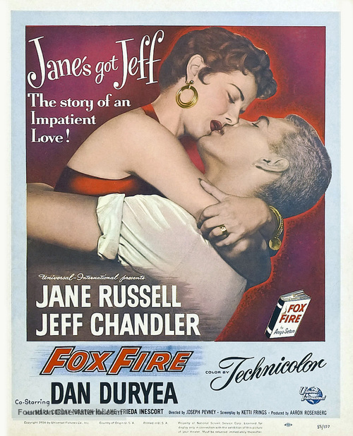 Foxfire - Movie Poster