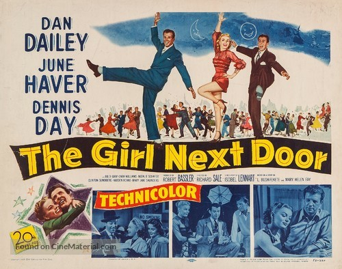 The Girl Next Door - Movie Poster