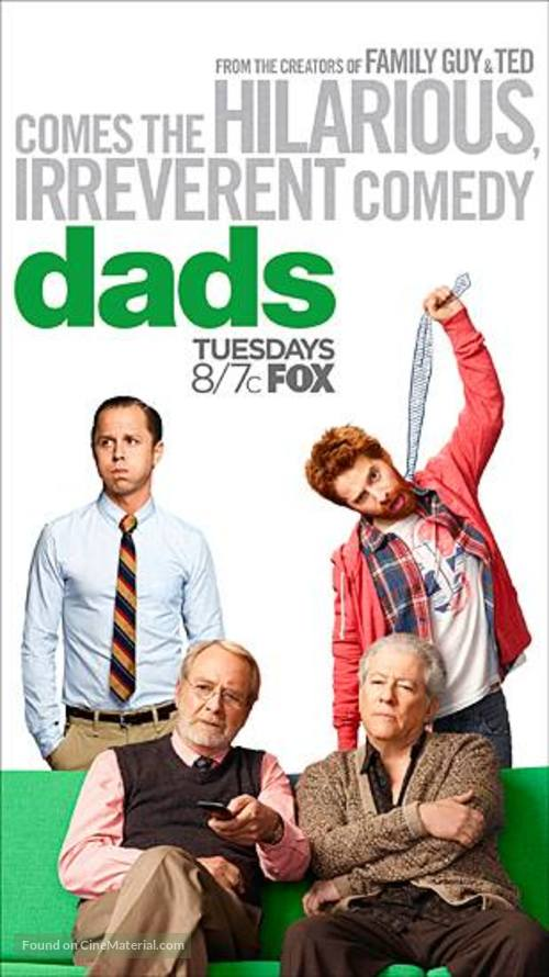 """""""Dads"""" - Movie Poster"""