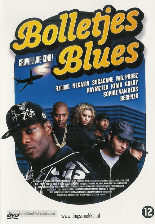 Bolletjes blues! - Dutch DVD cover