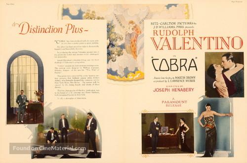 Cobra - poster