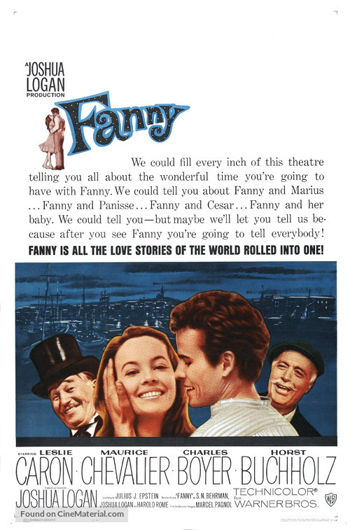 Fanny - Movie Poster