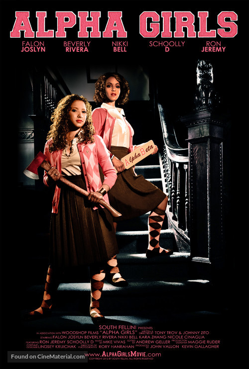 Alpha Girls - Movie Poster