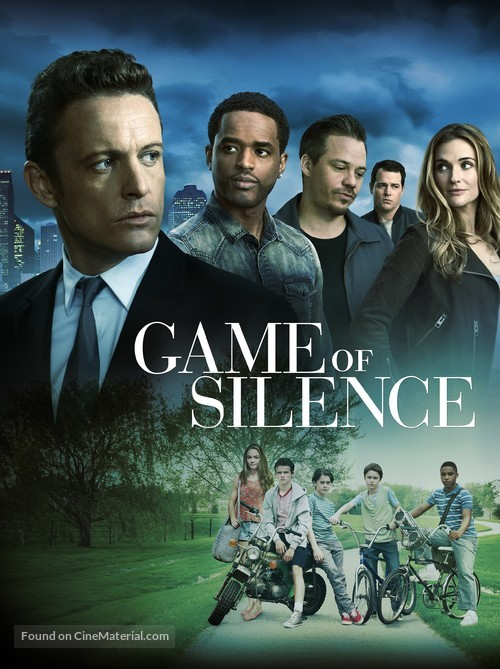 """""""Game of Silence"""" - Movie Cover"""
