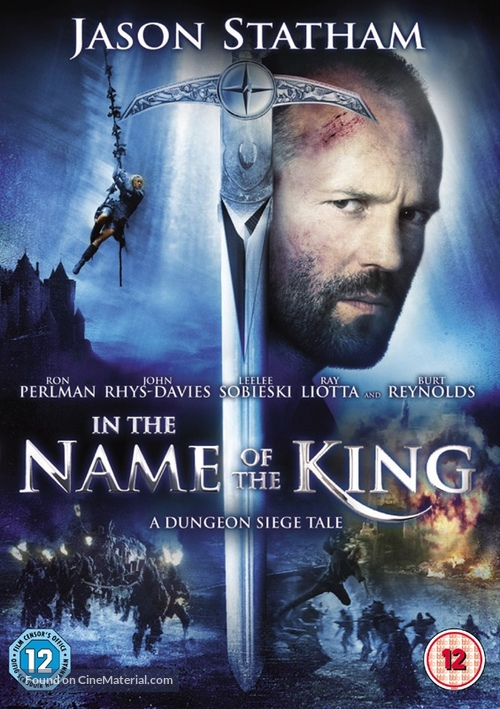 In the Name of the King - British Movie Cover
