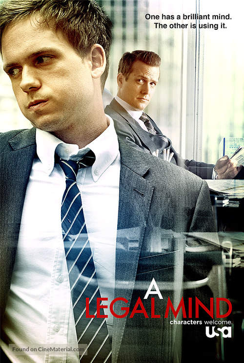 """Suits"" - Movie Poster"