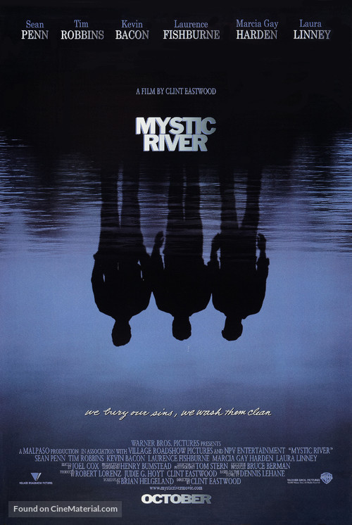 Mystic River - Movie Poster