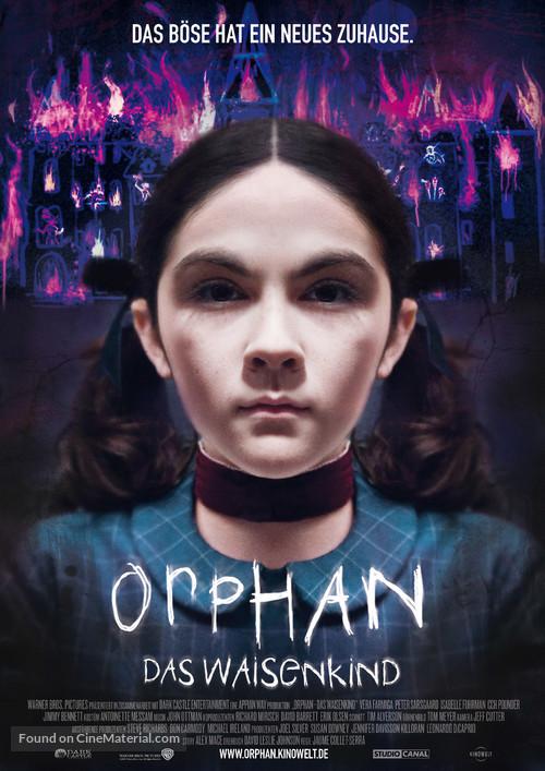Orphan - German Movie Poster