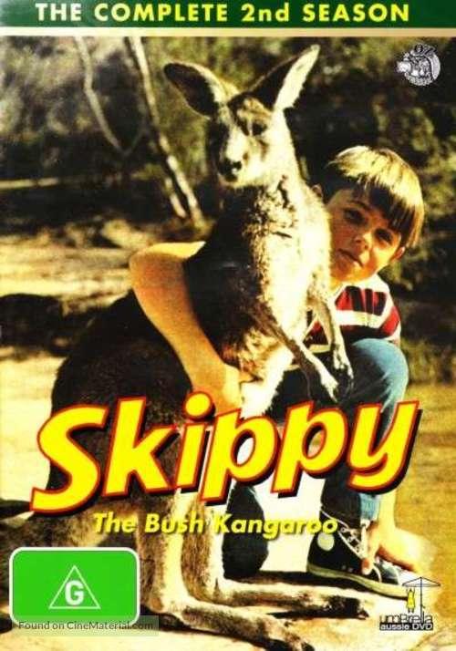 """Skippy"" - Australian DVD movie cover"
