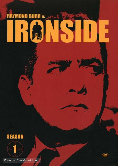 """Ironside"" - Movie Cover"