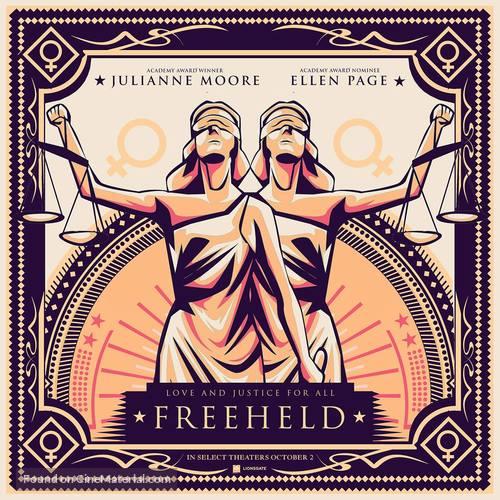 Freeheld - Movie Poster