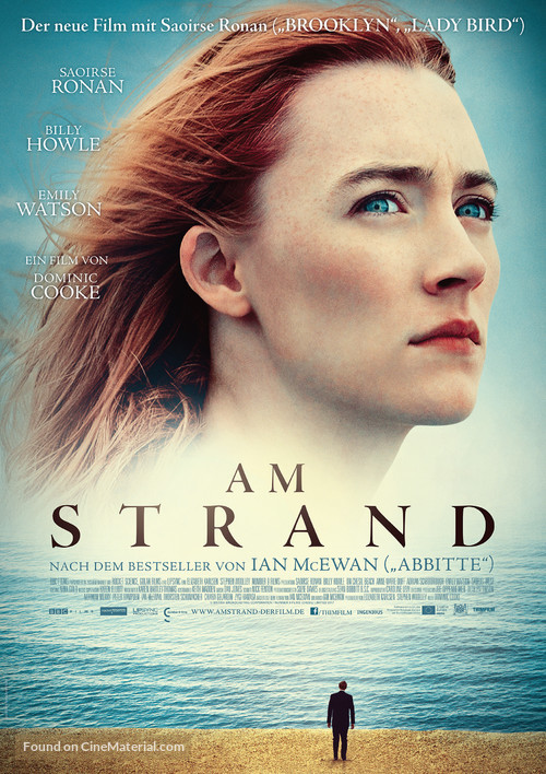 On Chesil Beach - Austrian Movie Poster