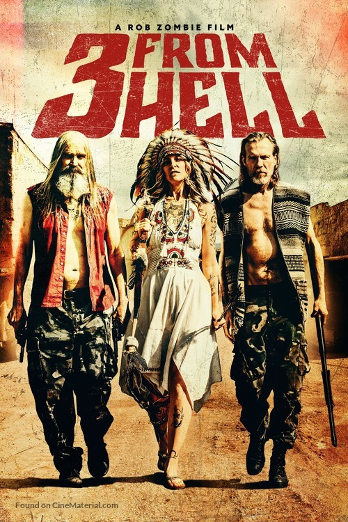 Three From Hell - Movie Cover