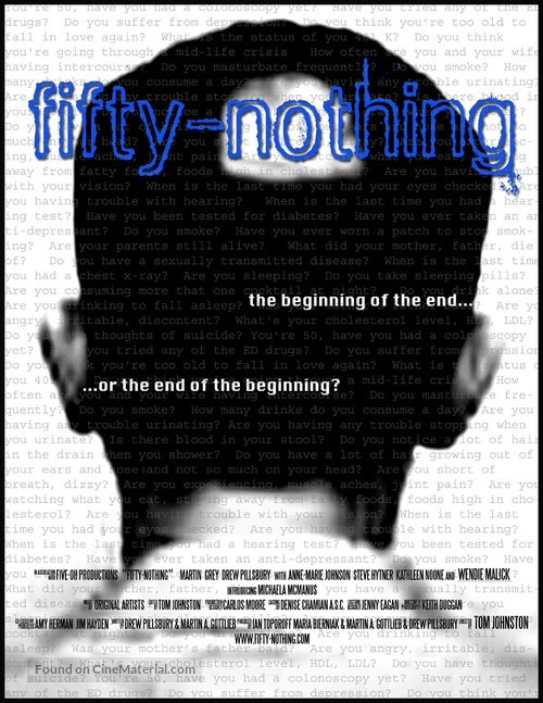 About Fifty - Movie Poster