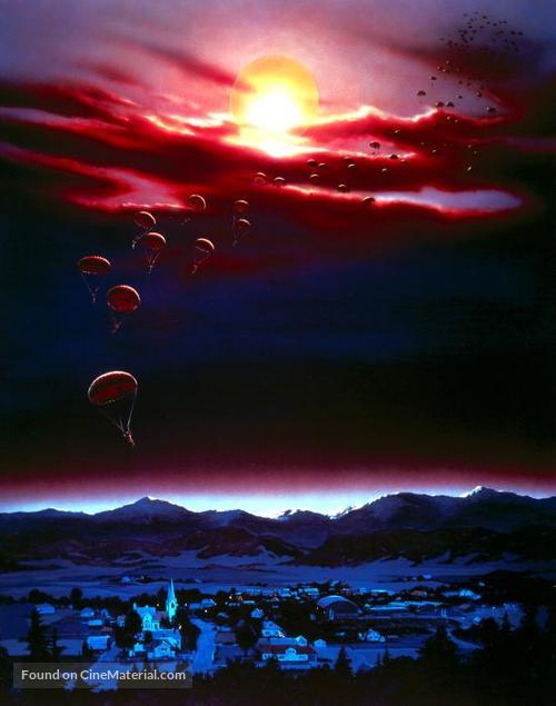 Red Dawn - Key art