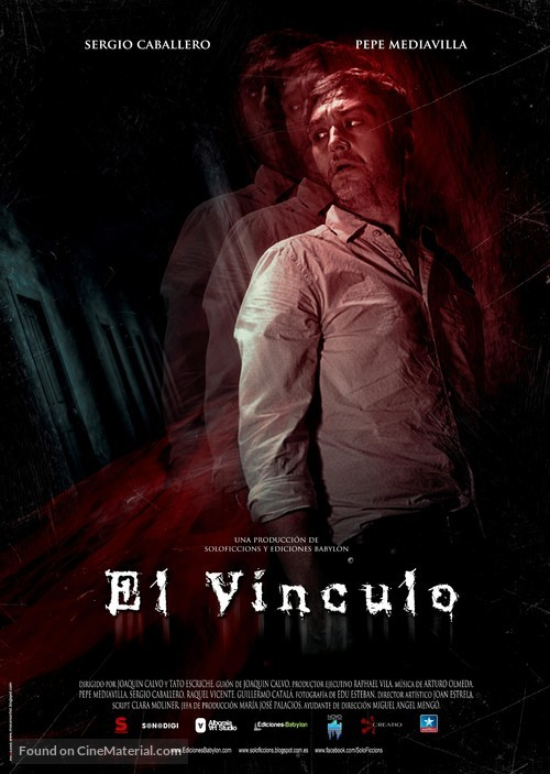 El Vinculo - Spanish Movie Poster