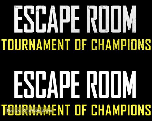 Escape Room: Tournament of Champions - Logo
