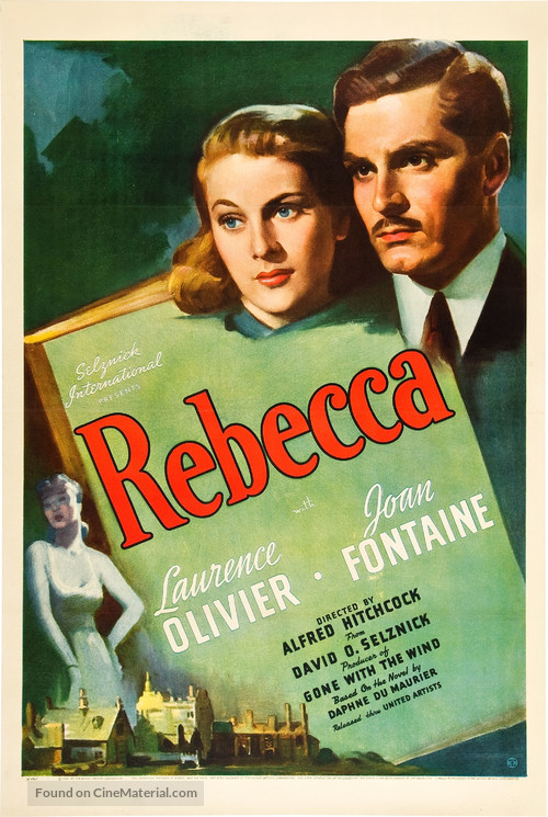 Rebecca - Movie Poster