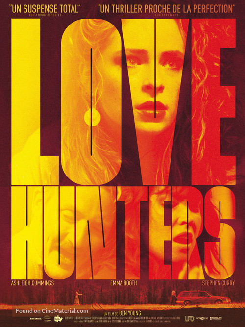 Hounds of Love - French Movie Poster