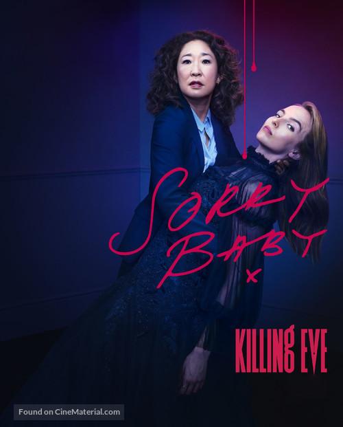 """Killing Eve"" - Movie Poster"