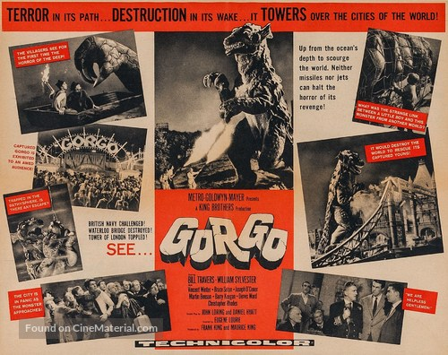 Gorgo - poster