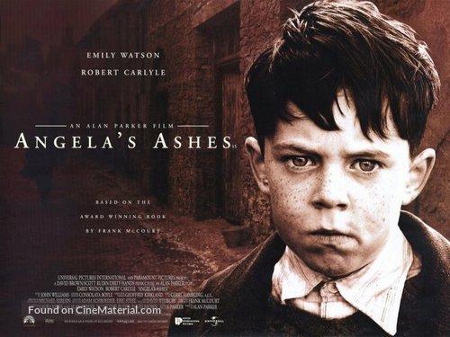 Angela's Ashes - British Movie Poster