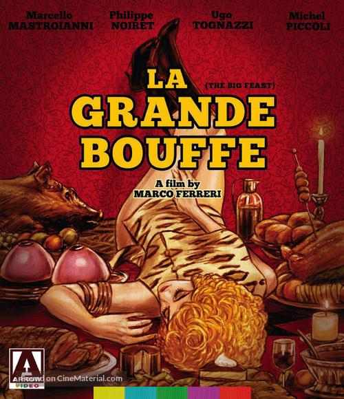 La grande bouffe - Blu-Ray movie cover