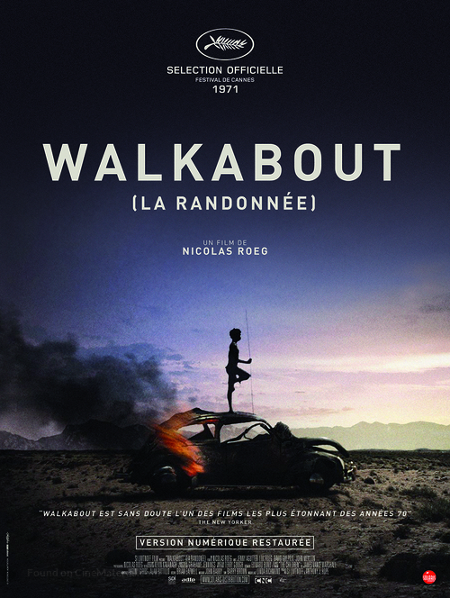 walkabout by james vance marshall essay Home » essay » walkabout 1 essays, papers: in current category title: walkabout essay details subject: james vance marshall, the author.