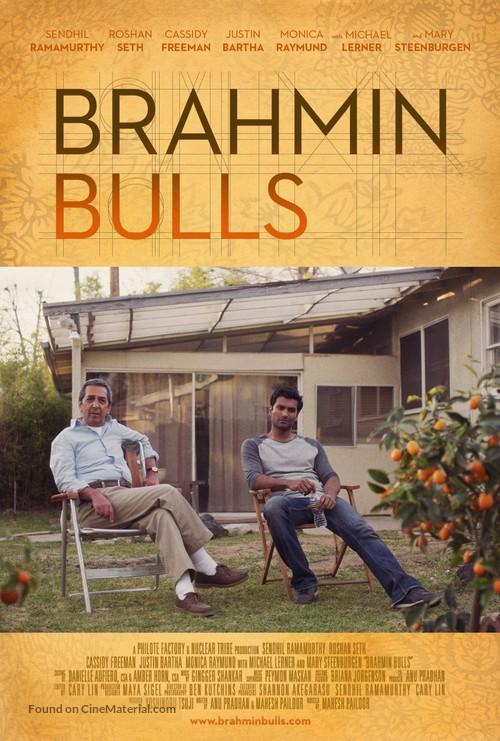 Brahmin Bulls - Movie Poster