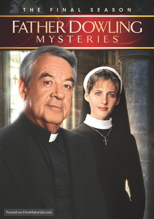 """Father Dowling Mysteries"" - DVD movie cover"