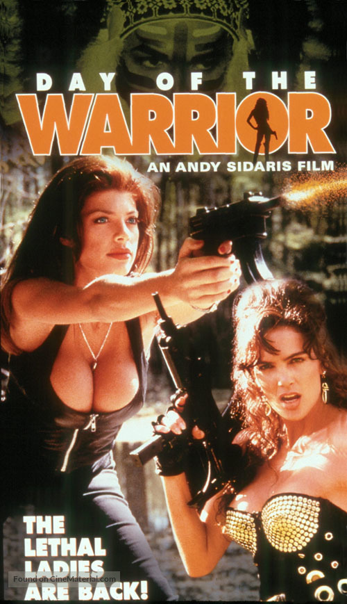 Day of the Warrior - Movie Cover
